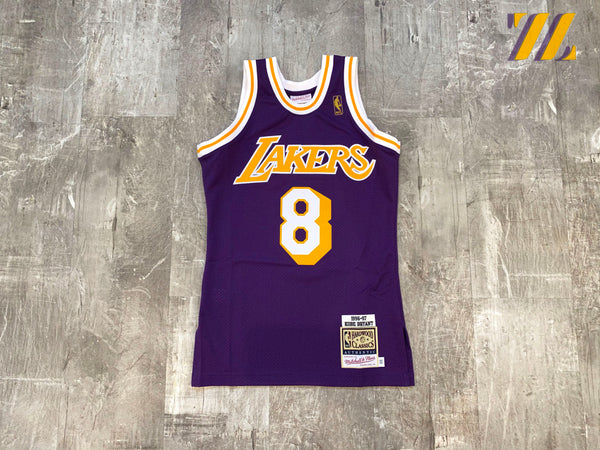 Men's Michell & Ness Authentic Kobe Bryant Jersey