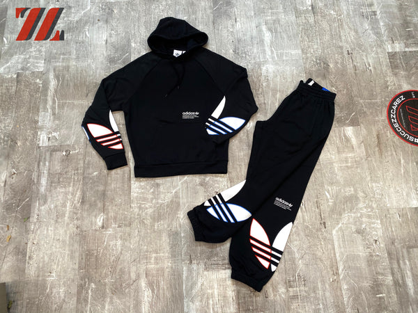 Men's Adidas Tricolor Trefoil Suit