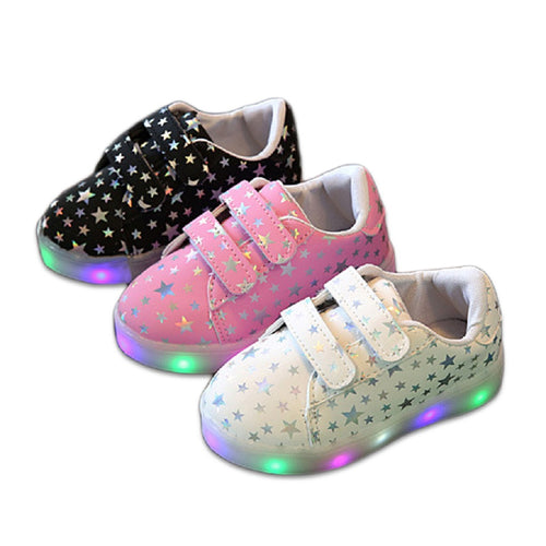 All Stars (Black, white, pink)