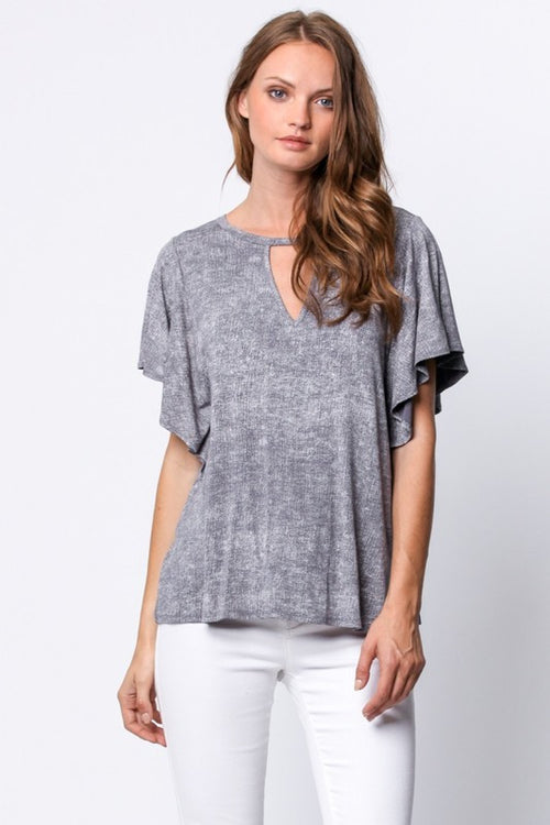 Grey Fog Top