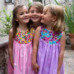 Girls' Mexican Dresses