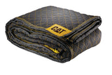 Cat® 2 Pack Premium Woven Utility Padded Moving Blankets 80 in. x 72 in.