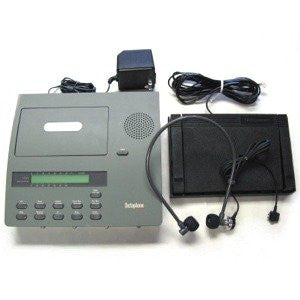 **NEW REBOXED** Dictaphone 2740 Standard Transcriber --- Complete with Foot Control and new headset.