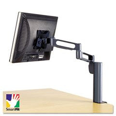 * Column Mount Extended Monitor Arm w/SmartFit System