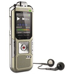 **Voice Tracer 6500 Digital Recorder, 4 GB Memory, Gold