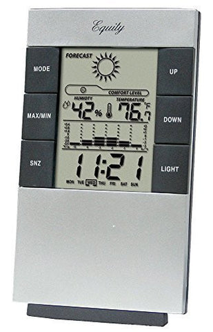 """ABC Products"" - Desktop Station ~ Forcast Weather, Indoor Temperture, Time and more - 8 Diffrent Settings (Sets on Office Desk, Counter Top, In Kitchen, Dining Room or Living Room)"