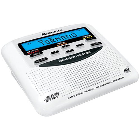 1 - Desktop Weather Alert Radio