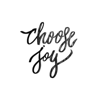 Choosing Joy in 2016