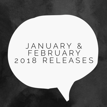 January & February 2018 Scrapbook Collections Releases