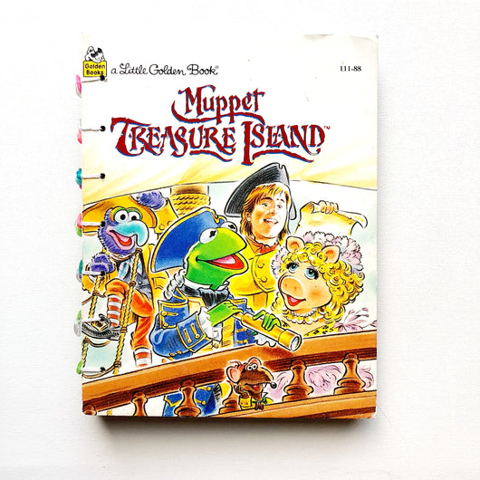 Muppet Treasure Island Journal