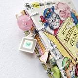 My Little Mother Goose Mini Junk Journal