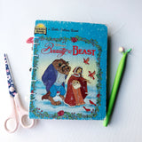 Beauty and The Beast Junk Journal