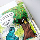 Cookie Monster and The Cookie Tree Junk Journal