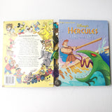 Hercules: A Race To The Rescue Junk Journal