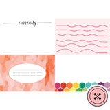 Cloud 9 Journaling Cards