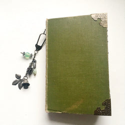 Green Delight Vintage Christmas Junk Journal