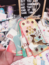 Christmas Mixed Media Tags (Mystery Bundle)