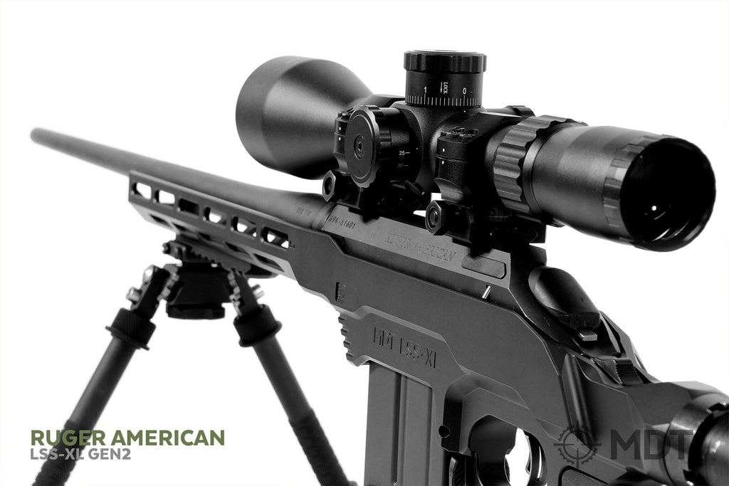 MDT Releases LSS-XL Gen2 Chassis System for Ruger American