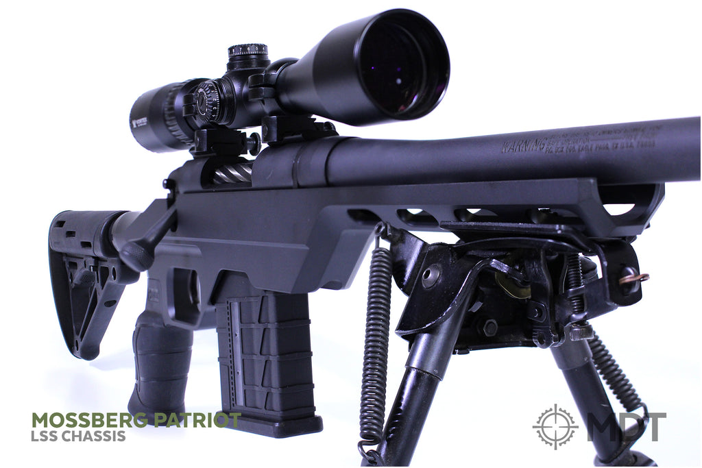 MDT Releases LSS Chassis System for Mossberg Patriot SA – Modular