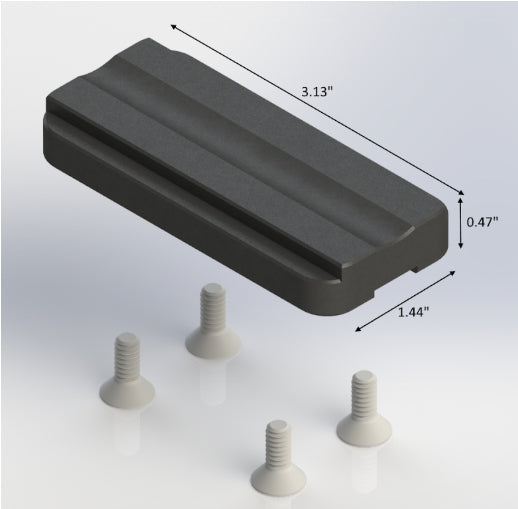 Acc interior forend weights dimensions