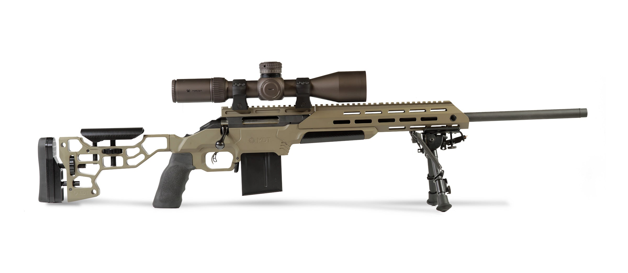 MDT ESS Chassis in FDE