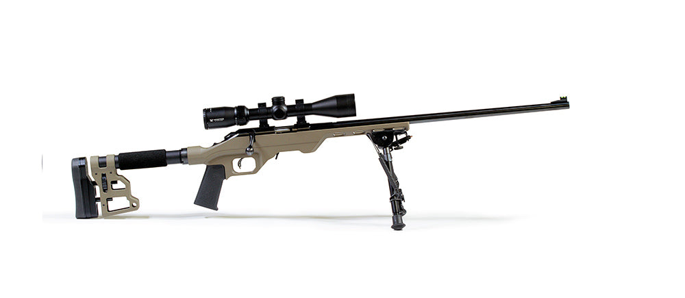 MDT LSS-22 Chassis in FDE