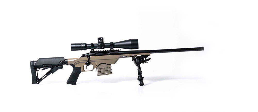 MDT LSS Chassis in FDE