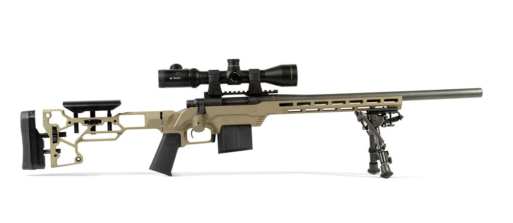 MDT LSS-XL Gen2 Chassis in FDE