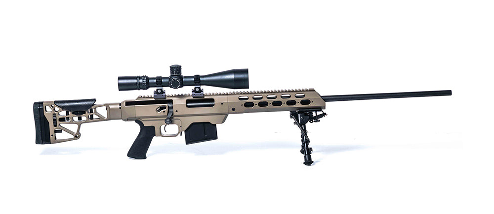 MDT TAC21 Chassis in FDE