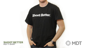 MDT ShootBetter T-Shirt
