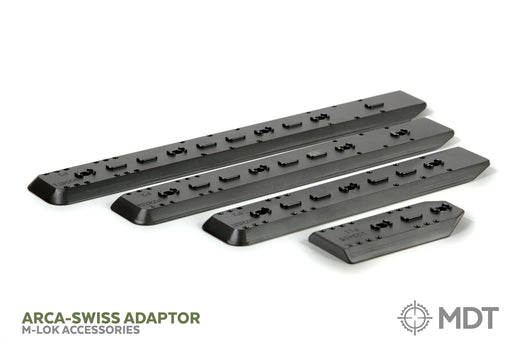 Arca-Swiss Rail Adapter (M-Lok)