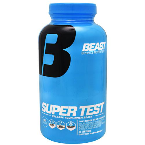 Beast Sports Nutrition Super Test Iced T Flavor