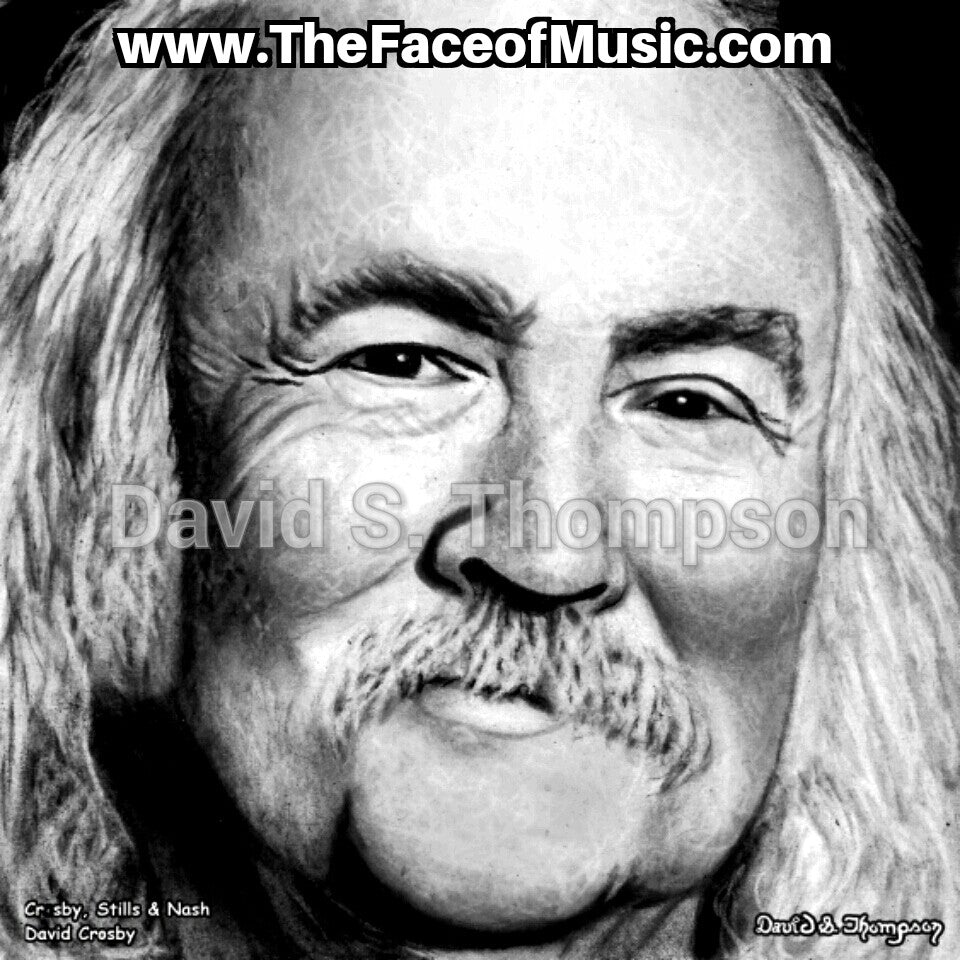 Crosby Stills and Nash - David Crosby