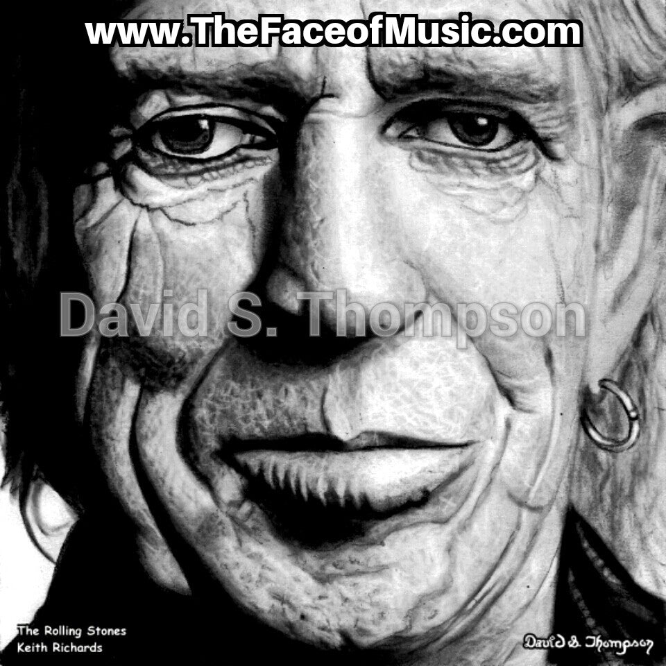 Rolling Stones,The - Keith Richards