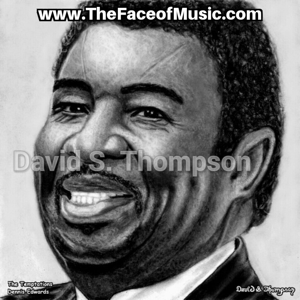 Temptations,The - Dennis Edwards