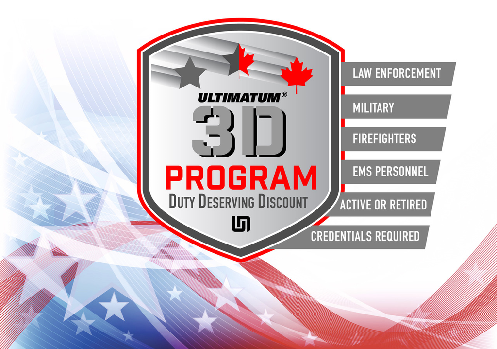 Ultimatum 3D Program!