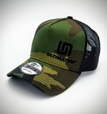 Ultimatum Camo Trucker Hat