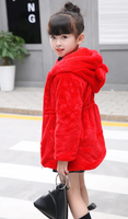 Girls Faux Fur Coat - SHOPLOULOU.COM ⎮ SHOP LOULOU ⎮SHOPLOULOU