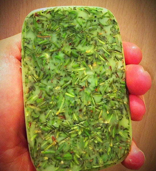 Natural Rosemary Soap