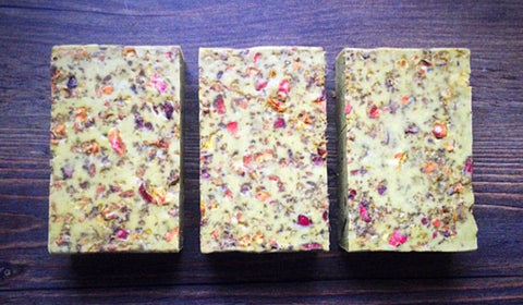 Pomegranate Eucalyptus Soap