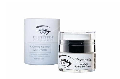 Eyetitude NoCrowZ Retinol Eye Cream 15 ml