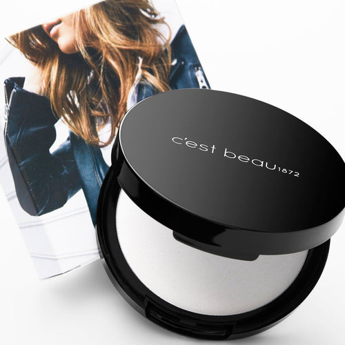 c'est beau 1872 it's a blur invisible blotting powder