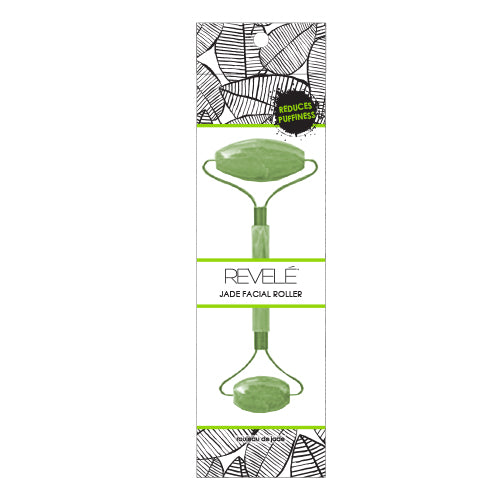 Revele Jade Massage Facial Roller