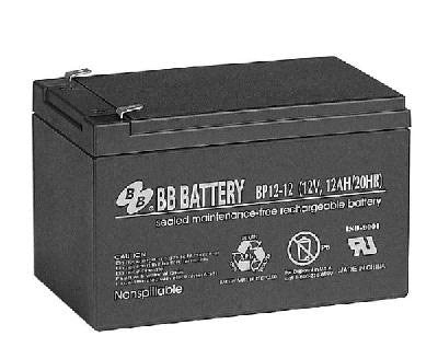 SLA Battery 12AH 12V BP Series