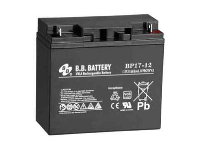 SLA Battery 17AH 12V BP Series