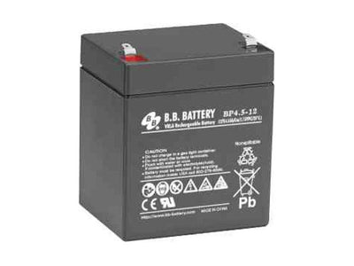 SLA Battery 4.5AH 12V BP Series