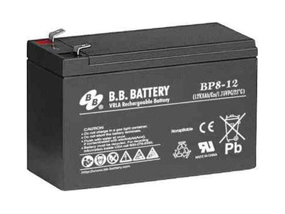8 AH 12V  Lead Acid Electric Bike Battery