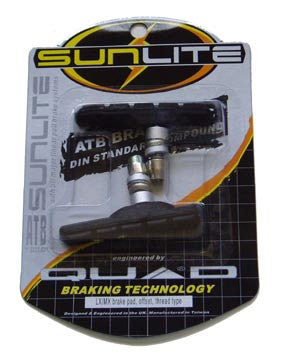 Great Brake Shoes for Ebikes (Pyramid or Sunlite brand)