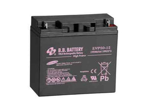 20 AH 12V Sealed Lead Acid Electric Bike Battery