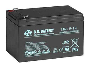 15 AH 12V Sealed Lead Acid E-Bike Battery